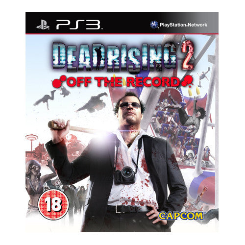 DEAD RISING 2 ON THE RECORD ESSENTIALS PS3