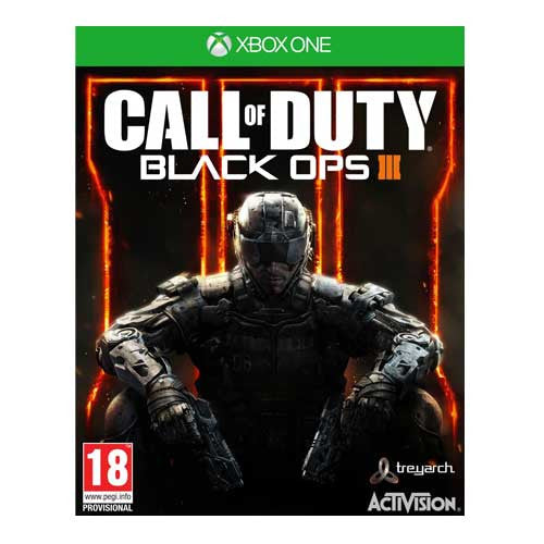 CALL OF DUTY BLACK OPS III **INCLUDING BETA ACCESS XBOX ONE