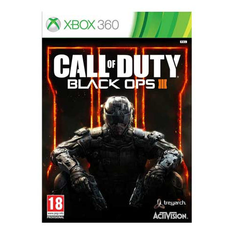 CALL OF DUTY BLACK OPS III **INCLUDING BETA ACCESS XBOX 360