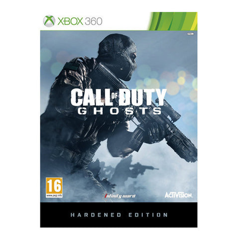 CALL OF DUTY GHOSTS HARDENED XBOX 360