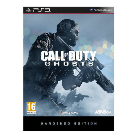 CALL OF DUTY GHOSTS HARDENED PS3