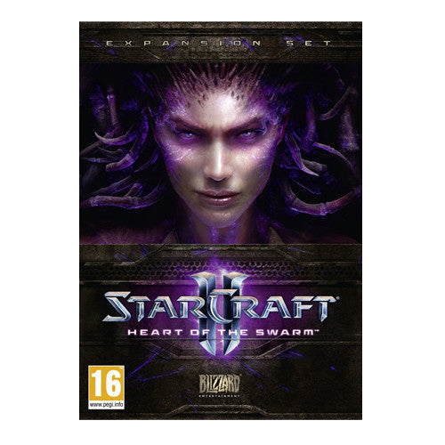 STARCRAFT II HEART OF THE SWARM PC