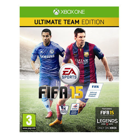FIFA 15 ULTIMATE TEAM XBOX ONE