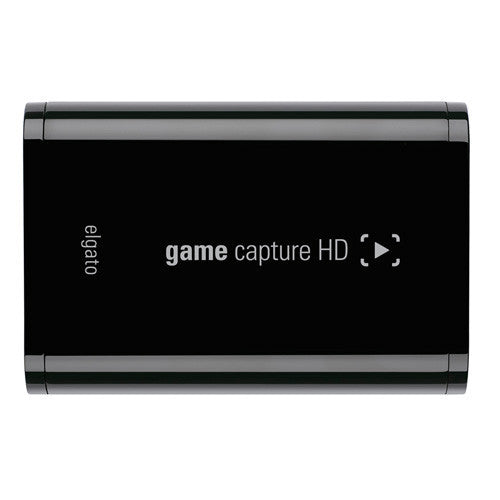GAME CAPTURE HD FOR PS3 / X360 ON PC / MAC 1080P