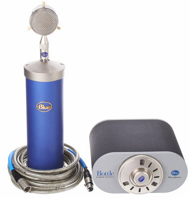 Blue Bottle Microphone - HIGH END (Vorführmodell)