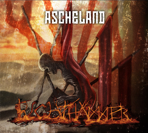 Richthammer - Ascheland (Album CD)