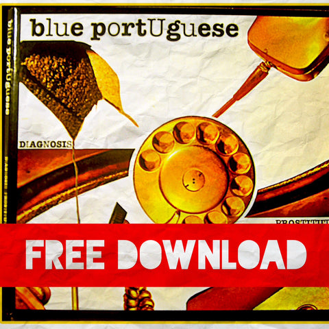 blue portUguese - Burnout (FREE MP3)
