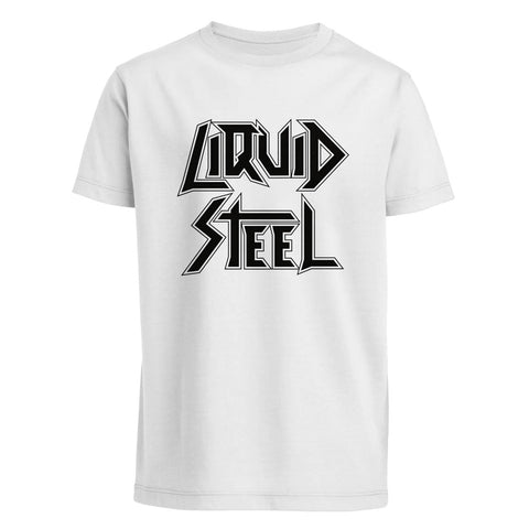 Liquid Steel - 2019 Logo - LadyFIT T-Shirt