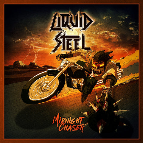 Liquid Steel - Midnight Chaser (Vinyl 140g)