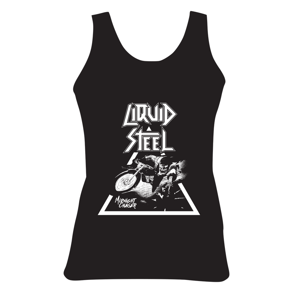 Liquid Steel - 2018 Midnight Chaser T-Shirt Girlie