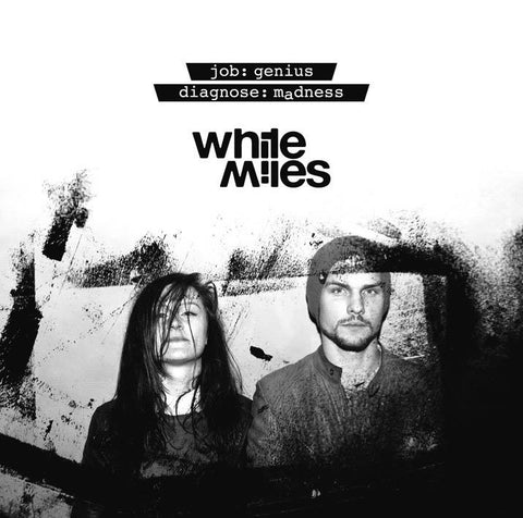 White Miles - Job: Genius, Diagnose: Madness (CD+MP3 or MP3)