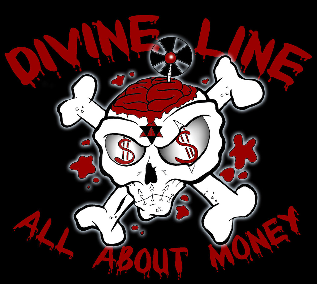 Divine Line - All About Money EP