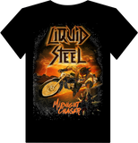 Liquid Steel - 2017 Midnight Chaser T-Shirt Male