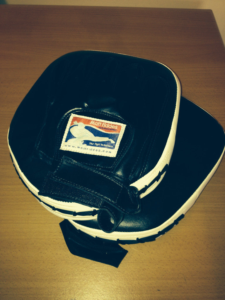 Matt Fiddes Focus Handmitts (pair)