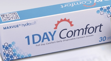 1 Day Daily ColourVue Contact Lenses