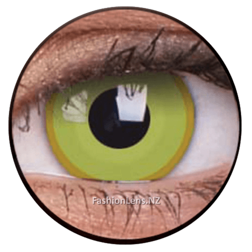 Crazy avatar ColourVue Contact Lenses. Fashion Lens NZ.