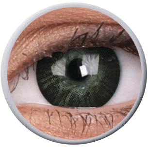 ColourVue Basic Grey Coloured ColourVue Contact Lenses