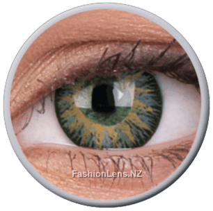 Glamour Grey Coloured ColourVue Contact Lenses