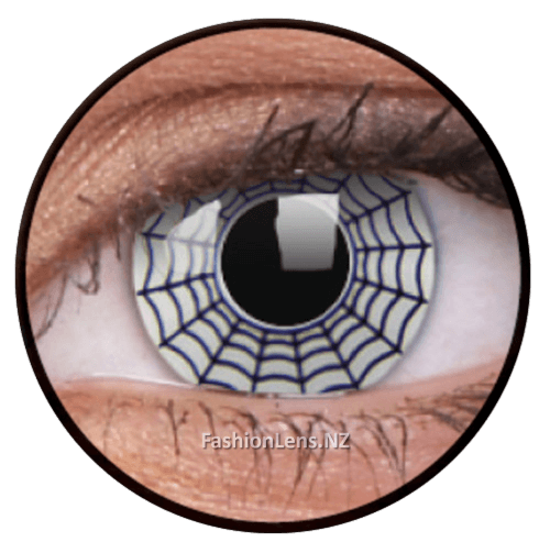 Crazy spider ColourVue Contact Lenses. Fashion Lens NZ.