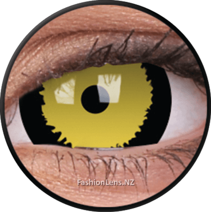 17mm Lens Tigera ColourVue Contact Lenses. Fashion Lens NZ.