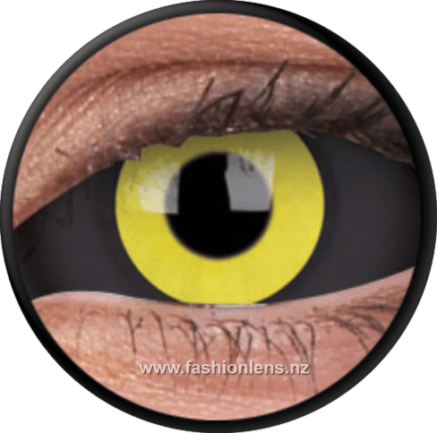 Angel Dust Sclera ColourVue Contact Lenses