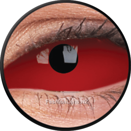 22mm Lens Cyclop ColourVue Contact Lenses. Fashion Lens NZ.