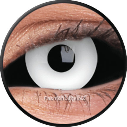 22mm Lens Medusa ColourVue Contact Lenses. Fashion Lens NZ.