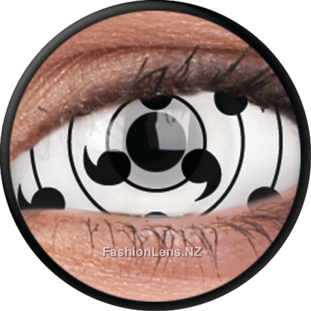 22mm tailed beast sclera ColourVue Contact Lenses