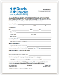 Scholarships – Davis Studio