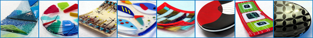 Fused Glass at Davis Studio