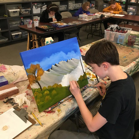 Individualized Art for Teens 2018/19