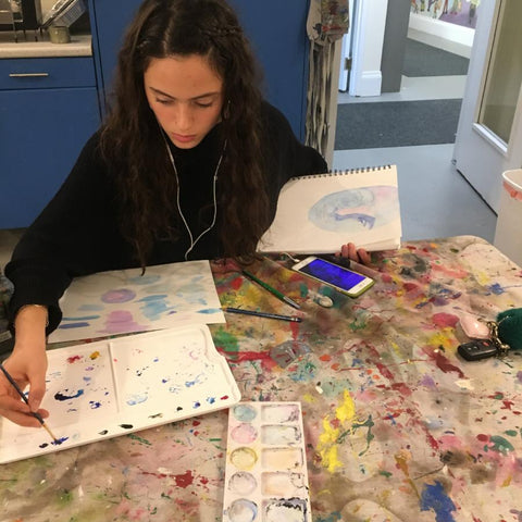 Individualized Art for Teens 2019-2020
