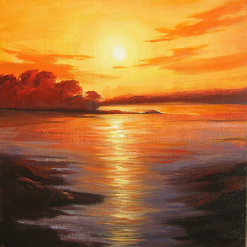 Davis Studio Paint & Sip: Spectacular Sunsets
