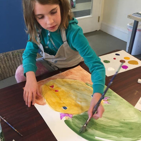 Art Extravaganza (February Vacation Camp)