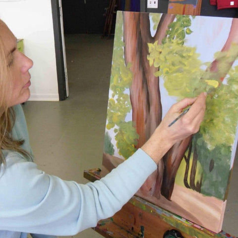 Davis Studio Paint & Sip Night -Scenic Vermont