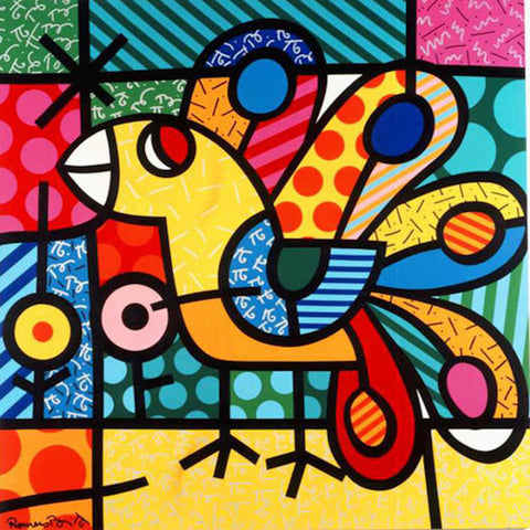 Friday Morning Painting Soiree: Romero Britto & Fruit Bubbly