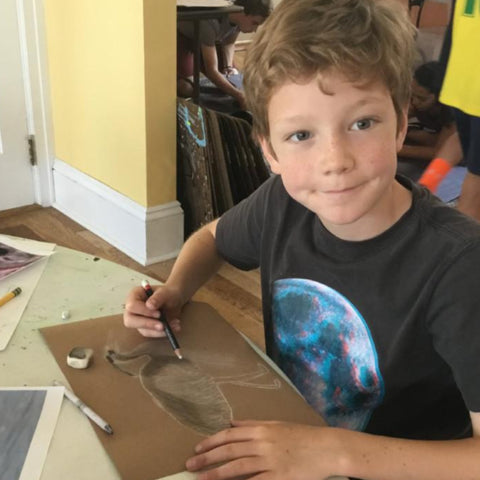 Learn to Draw (February Vacation Camp)