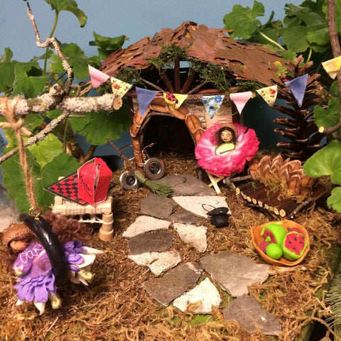 Faeries & Faerie Houses