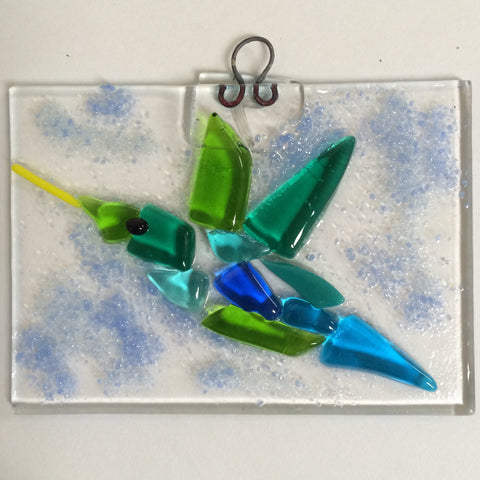 Fused Glass: Sun Catchers - September