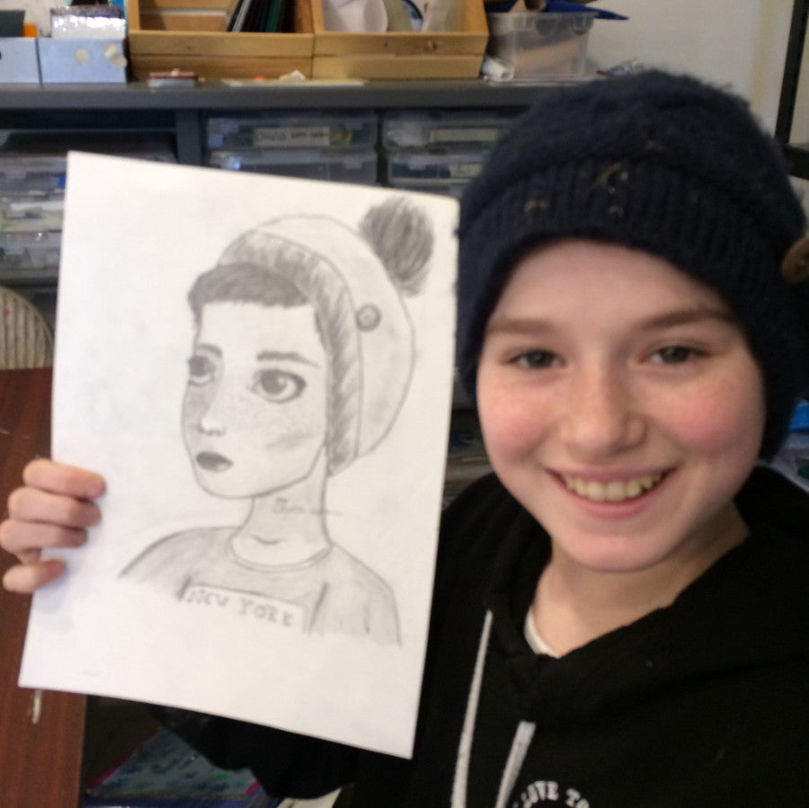 Middle School Art Club 2018/19