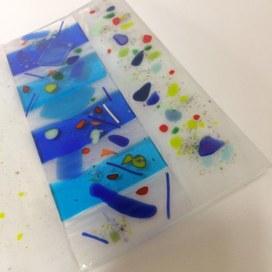 Fused Glass:  Open Studio Sundays - Summer 2018