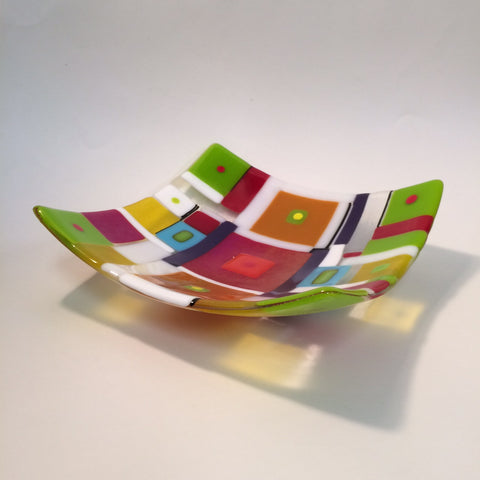 Fused Glass:  Color & Light