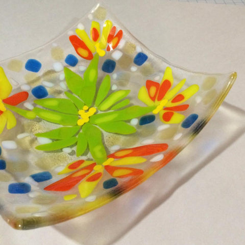 Fused Glass: Bowls for Mom - May