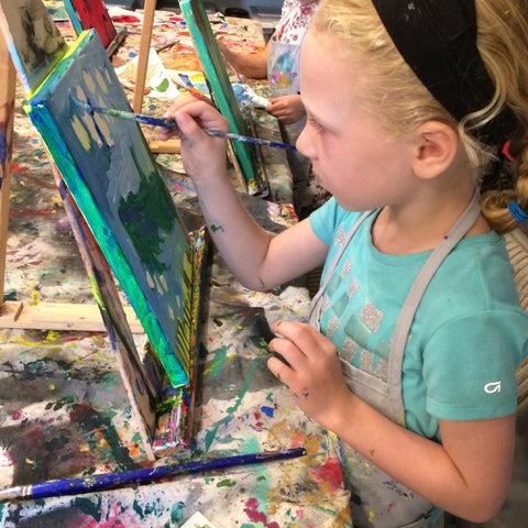 Arts & Academic Enrichment Level K-1 (Full Day) - Fall 2019