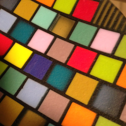 Fused Glass: Exploring Patterns, Pavers & Mosaics - October