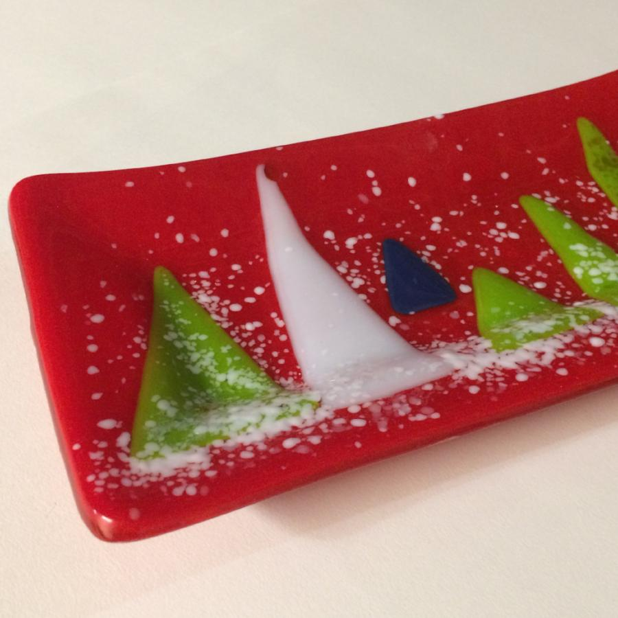 Fused Glass Holiday Gifts - December