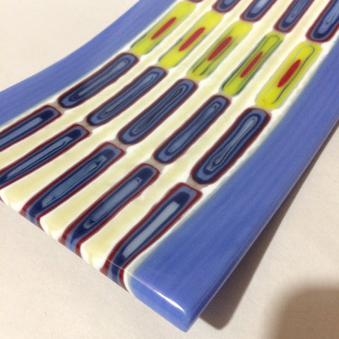 Fused Glass: Pattern Bars - March 2019