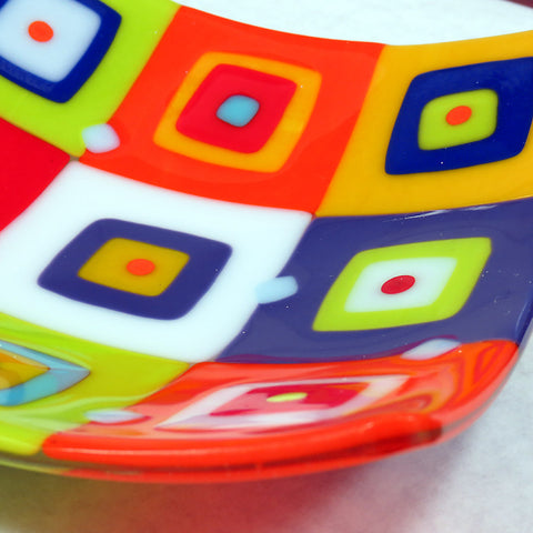 Fused Glass: Celebrate Color & Curves - May