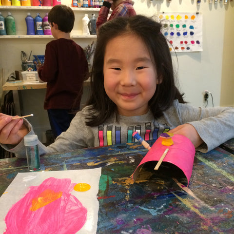 Art & Academic Enrichment: Level 1 (After School) Fall 2019