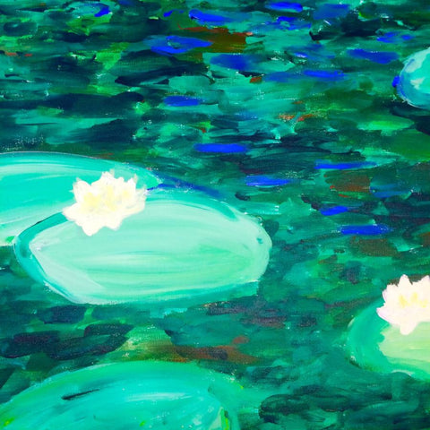 Davis Studio Paint & Sip Night -Gardens of Giverny